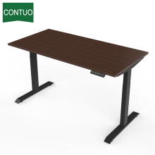 China Manufacturer for Two Legs Standing Desk Metal Legs Adjustable Height Riser Stand Up Desk export to Aruba Factory