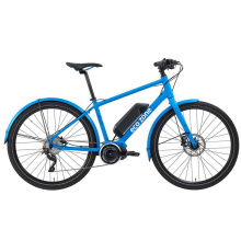 Mountain bike long battery life