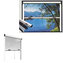 Best Price for Aluminum Retractable Roll Screen Retractable window with aluminum frame 01 export to Netherlands Wholesale