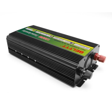 Metal-Build Black Color High Efficiency 1500W Inverter