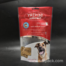 Packaging Bag with Dog Food