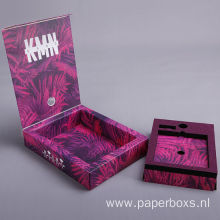Wholesale Full Color Paper Gift Cosmetic Packaging Box
