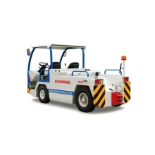 Electric Aircraft Tow Tractor With Clean Power