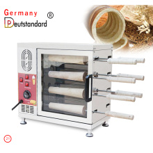 New Condition Chimney cake oven machine