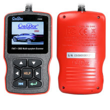 Special for Automotive Health Scanner Creator OBDII Multi-System Scanner for FIAT Scan Tool supply to Moldova Manufacturers