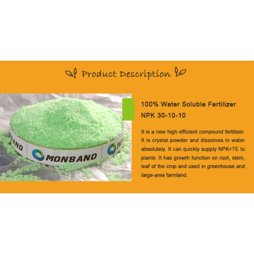 Export Foliar Fertilizer NPK30-10-10 to Korea