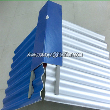 Energy-saving Heat-proof Aluminium Foil MgO Roof Tiles