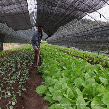 Gemeinsame China HDPE grüner Sonnenschutz Netzstoff für Gewächshaus Gemüse &DN_17