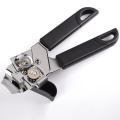 Black Stainless Steel Tin Can Opener