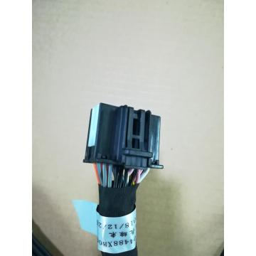 Race car wiring harness