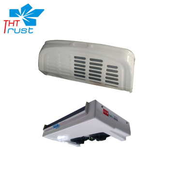 Frozen truck refrigeration standby system