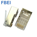 sell Cat6 connector RJ45 Cat6 STP connector