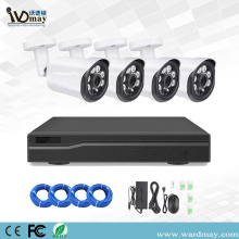 Best Price for for NVR Camera System 4CH Security  Cameras 2.0MP POE NVR Kit export to Germany Suppliers