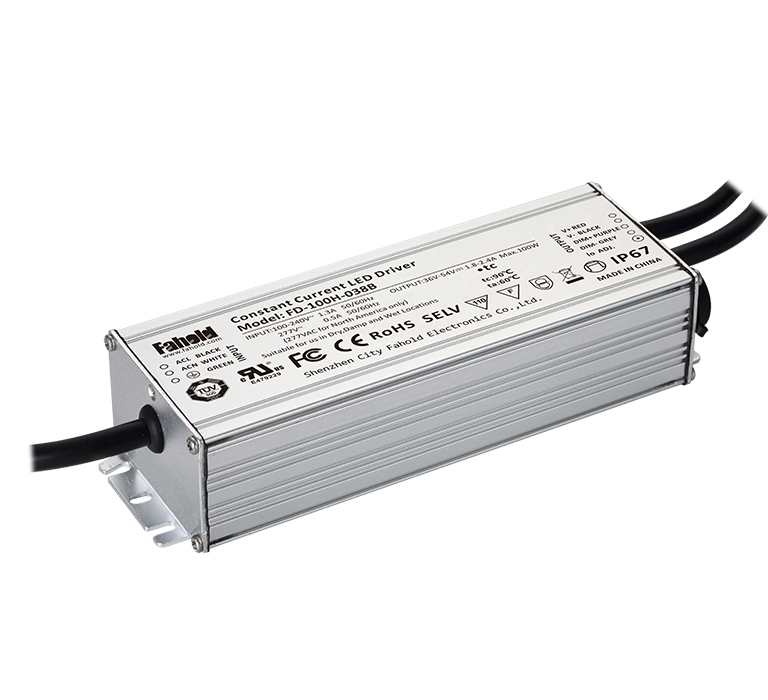 High Efficiency waterproof led driver