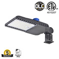 150W led parking lot lights with photocell