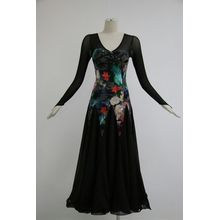 Factory Supplier for Ballroom Gowns Canada Dance costumes for women supply to Ireland Importers