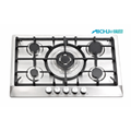 BuIlt In 5 Gas Hob Top