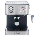 Espresso Coffee machine with piezometer