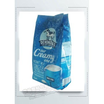 Four Sides Milk Powder Organ Plastic Packaging Bag