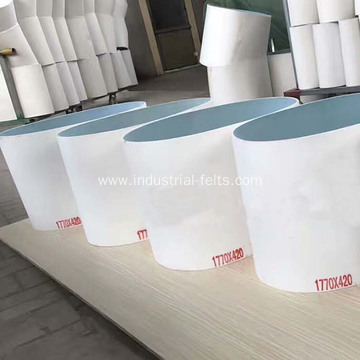 Synthetic Seamless Pasting Belt For Pasting Machine
