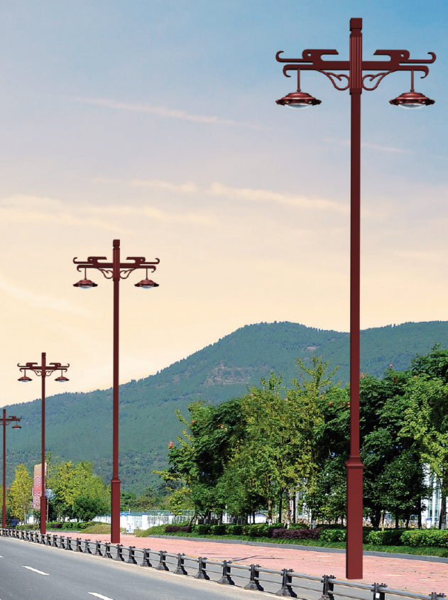 High quality waterproof LED street light