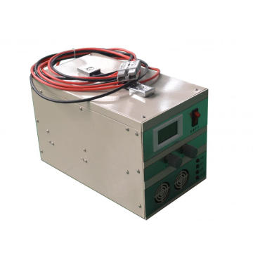 Easy Handling AGV Battery Maintenance Charger Discharger