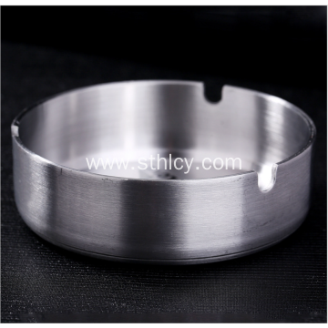 Resistance to thick stainless steel metal ashtray