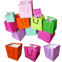 Shopping sacs en papier