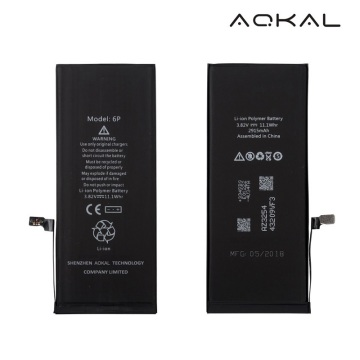 iPhone+6Plus+Replace+Battery+with+Original+TI+IC