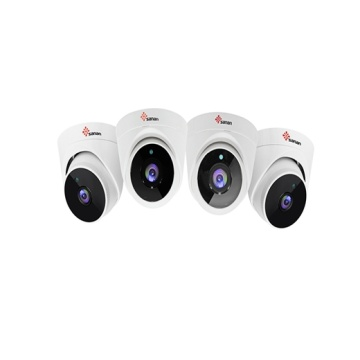 Indoor 5mp CCTV IP POE Camera