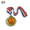 Game winners environmental material gold medal