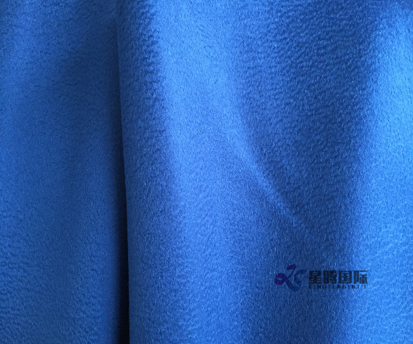 Water Wave Wool Fabric For Suit
