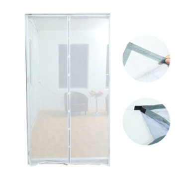 durable hand sewn seaming magnetic door curtain