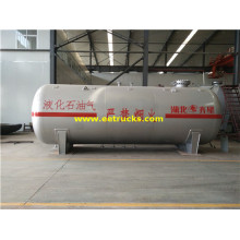 7000 gallons 10ton Used Domestic LPG Tanks