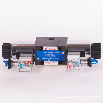 High quality 4WE6 Solenoid Directional Control Valves