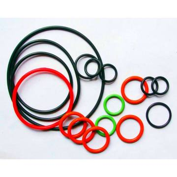 Different Color Silicone Rubber O-Ring