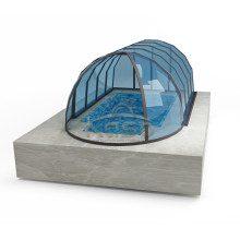 A Cover Do It Yourself Pool Enclosure