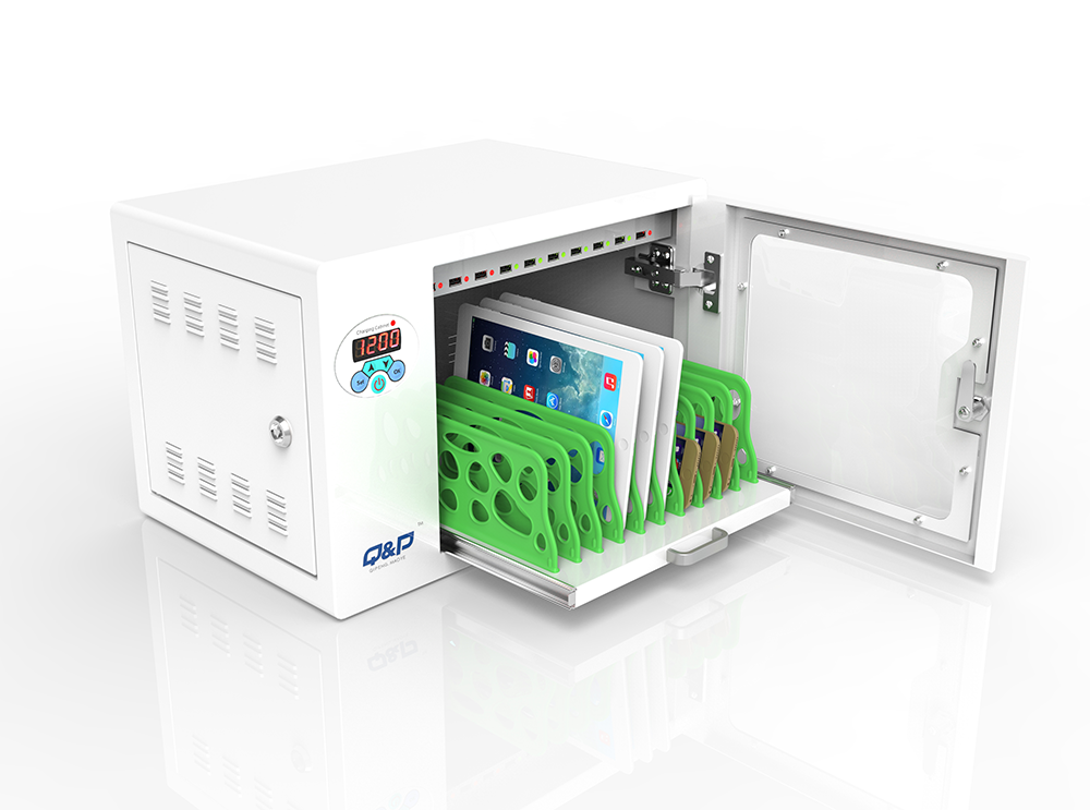 Smart With Uv Light Charging Cabinet