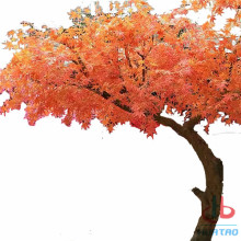 Outdoor Artificial Maple Tree