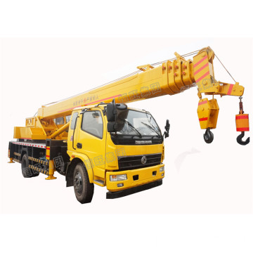 6T truck with crane