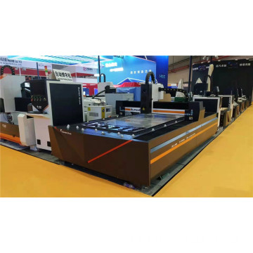 1000w Raycus source fiber laser cutting machine