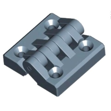 Quality for Plastic Door Hinges Nylon Steel Pin  Cabinet Door External Hinge supply to Guinea Wholesale