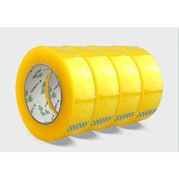 BOPP transparent adhesive carton clear tape