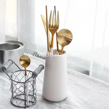 Nangungunang Marka ng Multifunctional Stainless Steel Flatware Set