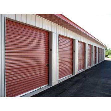 Steel Curtain Roller Shutter Door