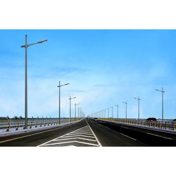 High quality factory for Powder Coated Lighting Pole Sodium Lamp Lighting Pole supply to New Caledonia Supplier
