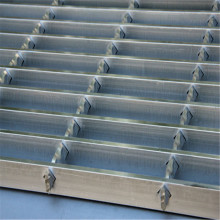 Swage Pressure Locked Grating