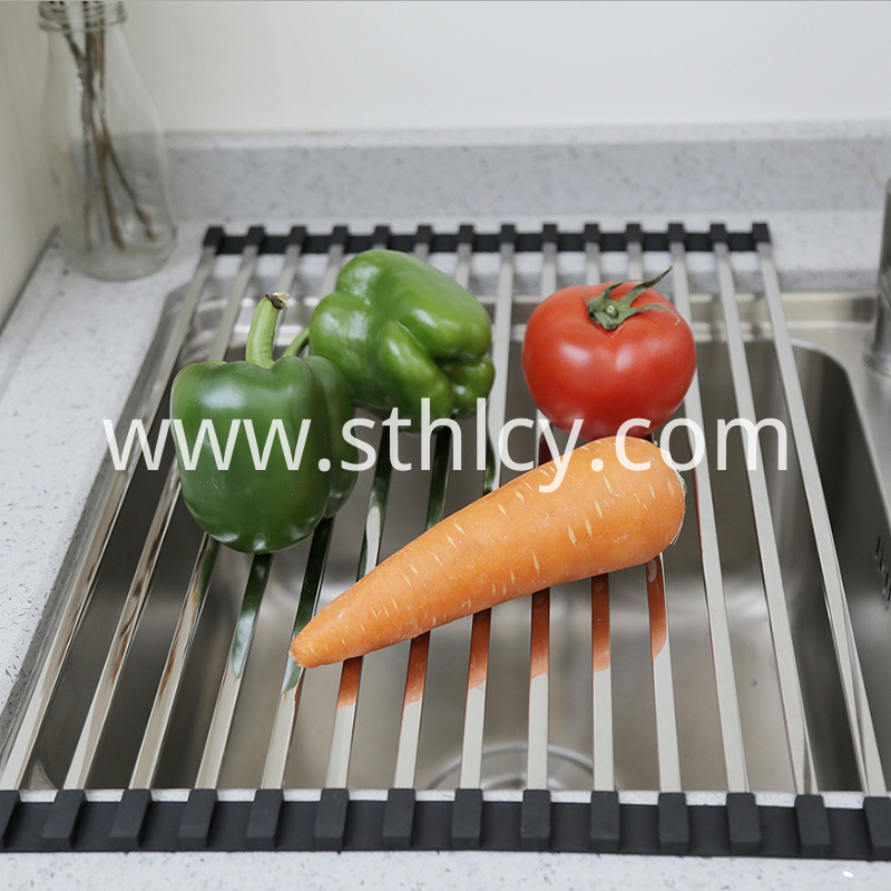 High quality stainless steel dish rack