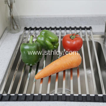 Stainless Steel Folding Drain Rack