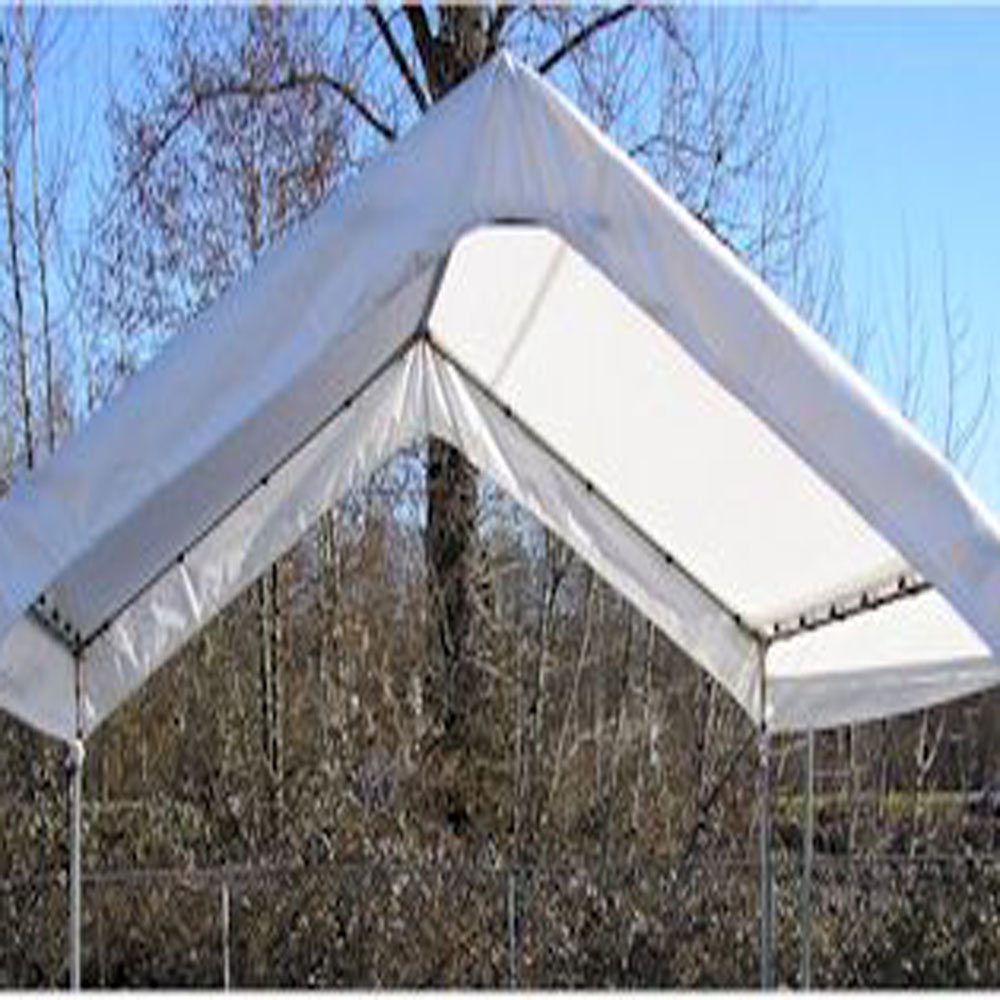 Anti Uv Waterproof White Tarps Shade Cover